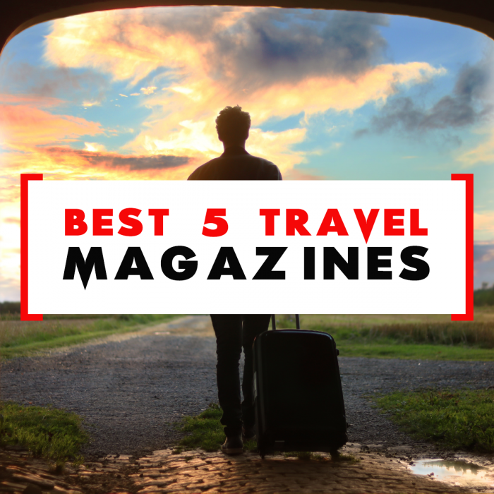 Best 5 Travel magazines in India every explorer should read