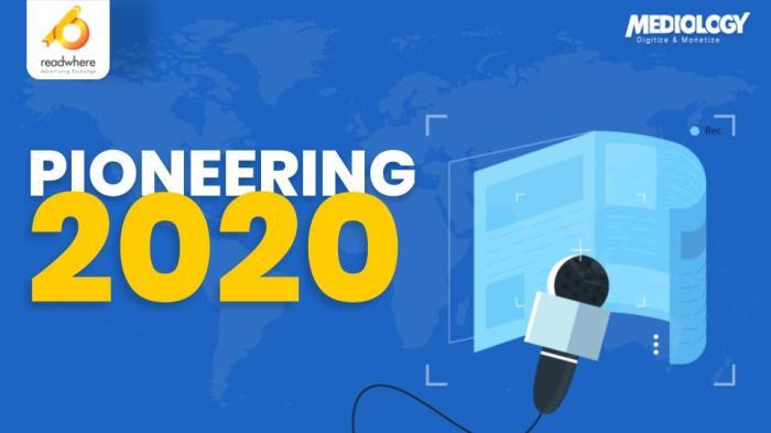 Publisher Meet : Pioneering 2020