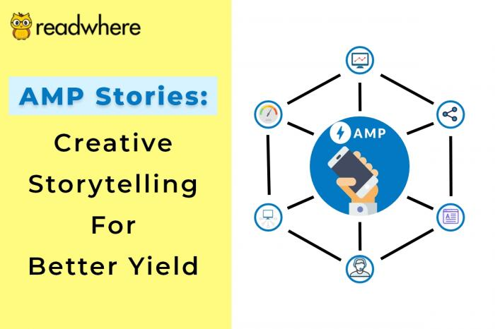 More room for more style and creativity with AMP stories