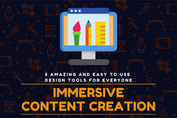 5 Easiest and Cool Ways for Immersive Visual Content Creation