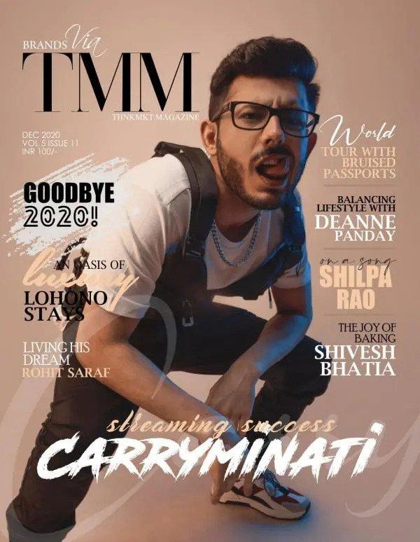TMM.THNK Fashion and lifestyle magazine