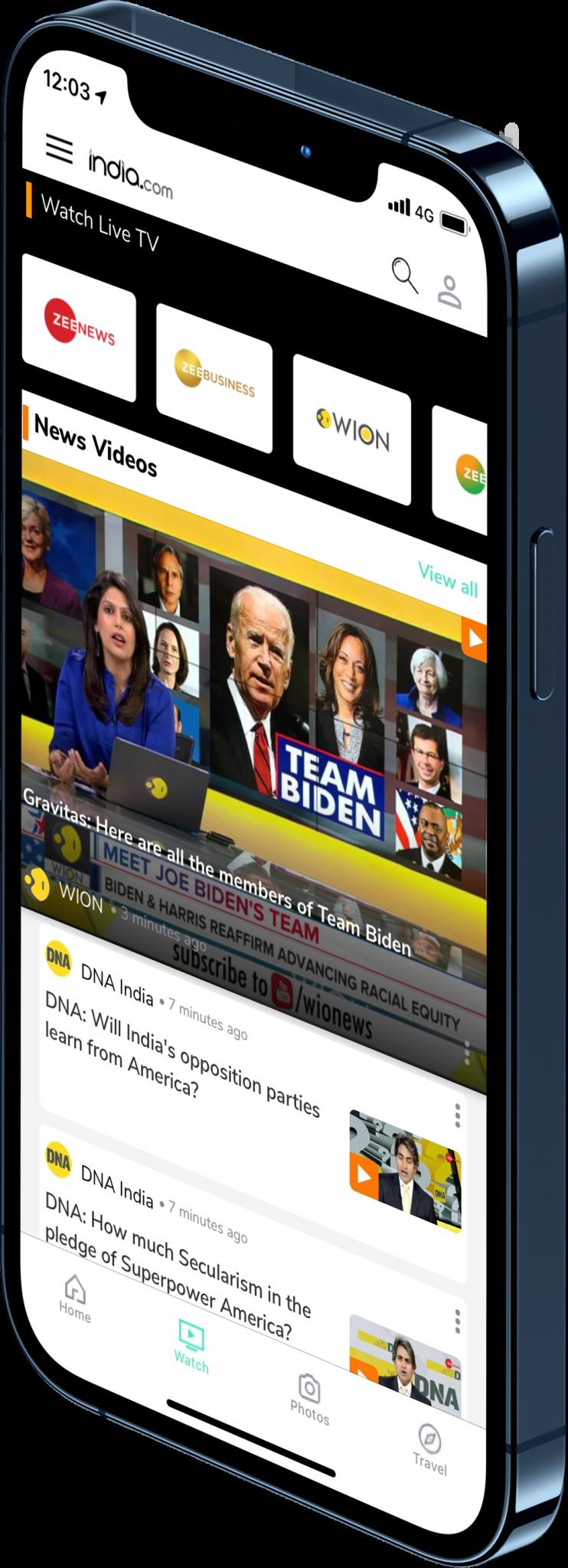 ecommerce platform with mobile app