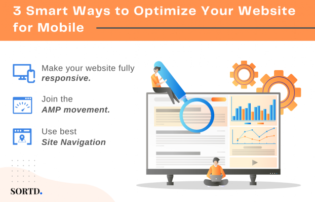 3 Smart Ways to Optimize Your Website for Mobile